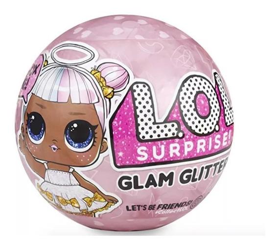 Boneca Lol Glam Glitter