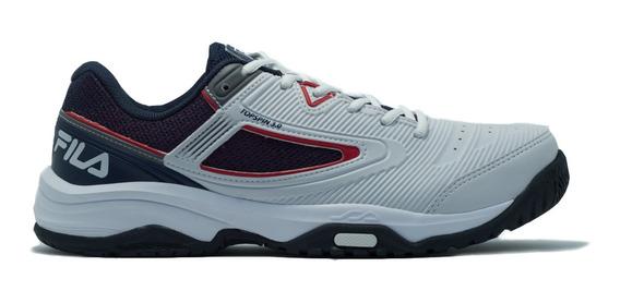 Zapatillas Tenis Fila Top Spin Hombre