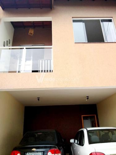 Casa À Venda Em Parque Jambeiro - Ca284887