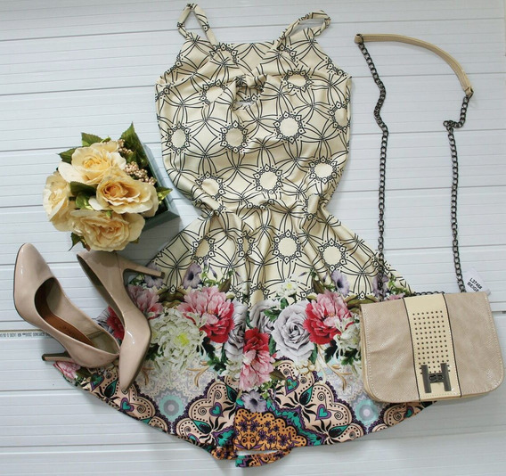 Vestido Gode Lindo