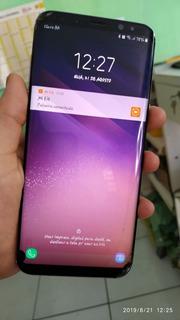 Galaxy S8+ Tela 6.2 Amoled 64gb Memoria Interna E 4gb Ram
