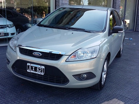 Ford Focus Ii 1.6 Trend Año 2010 Color Gris