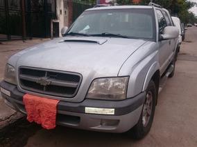 Chevrolet S10 2.8 4x4 Dc Limited Con Lona Cobertor De Carga