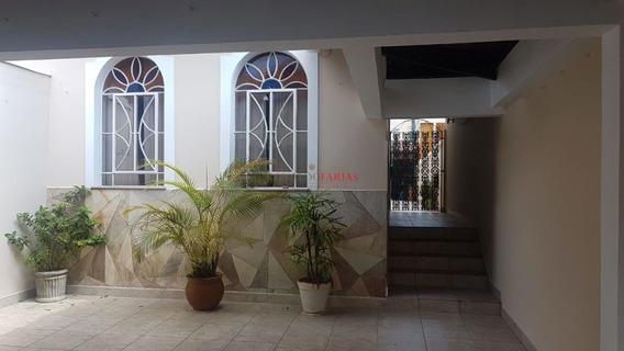 Sobrado Novo Ótima Construção No Bairro Vila Friburgo - Sz8980