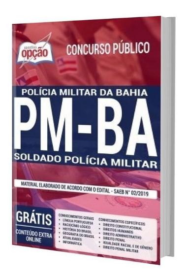 Apostila Pm-ba - Soldado Policia Militar - Atualizada