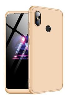 Funda Fashion Case 3 En 1 Xiaomi Redmi Note 6 Pro + Templado