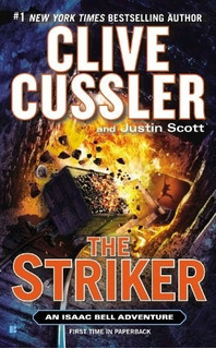 Libro The Striker De Clive Cussler