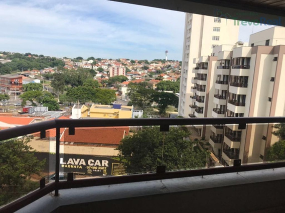 Apartamento Com 3 Dormitórios À Venda, 193 M² Por R$ 850.000 - Jardim Bela Vista - Valinhos/sp - Ap0903