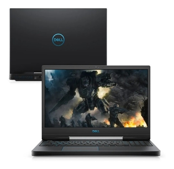 Notbook Pc Gamer Dell G5 5590 Core 17 16gb Ssd Rtx2060