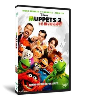 Muppets 2 Los Mas Buscados - O