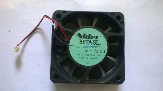 Cooler Nidec D06r-42tl 01 Impressora Epson Fx890 42v 0,05 A