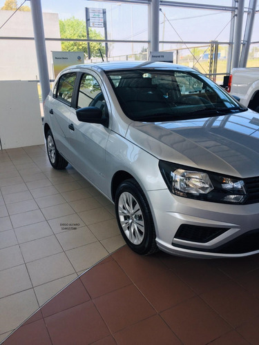 Volkswagen Gol Trend 0km-anticipo Mínimo-usado-cuotas, Dni E