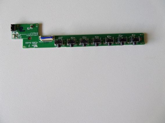 Placa De Botões Tv Philco Ph48b40dsgw