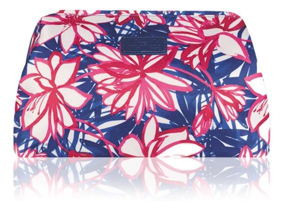 Neceser Blooming Summer Lipault Flower / Pink / Blue