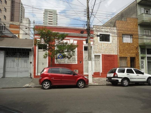 Imagem 1 de 14 de Casa Na Barra Funda À Venda, Térrea, Com 128 M² De Área Construída E 194² De Área Total - Ca0367at