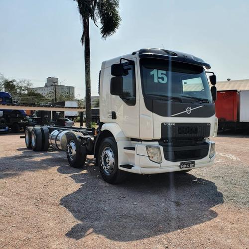 Imagem 1 de 15 de Volvo Vm330 Bitruck 4º Eixo No Chassis 2015 Vm 330