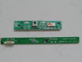 Placa Touch Do Sensor E Comandos Tv Aoc Le40h157