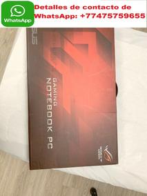 Portátil Asus Tuf Gamer I7 32 Gb 1 Tbssd + 2tb 1060 6 Gb 15,