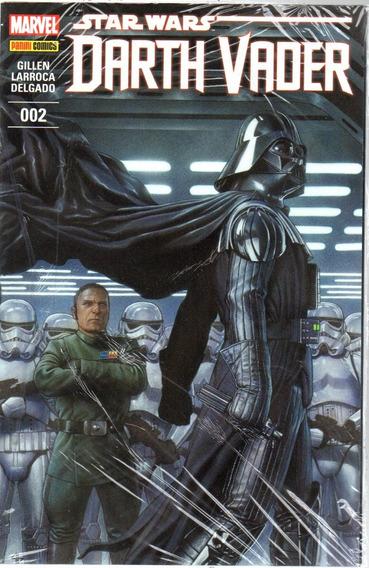 Star Wars Darth Vader 02 - Panini 2 - Bonellihq Cx112 I19