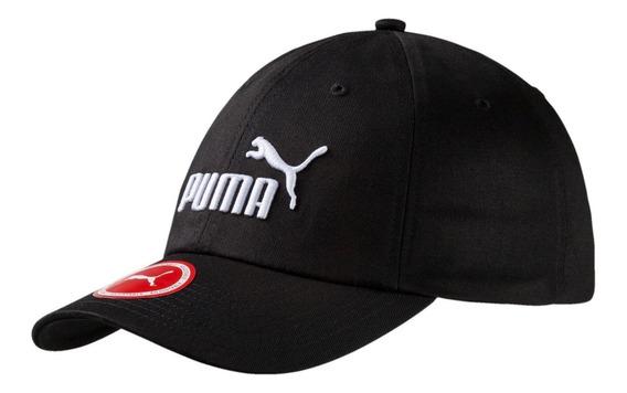 Gorra Puma Negra Blanca Rosa Ess Original Envio Gratis