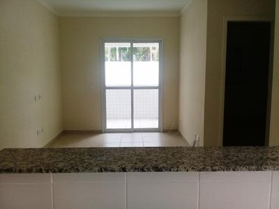 Apartamento Locação Definitiva No Centro De Itanhaém. - 456
