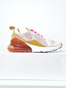 Tenis Nike Air Max 270 Feminino Casual Beje N. 36 E 37