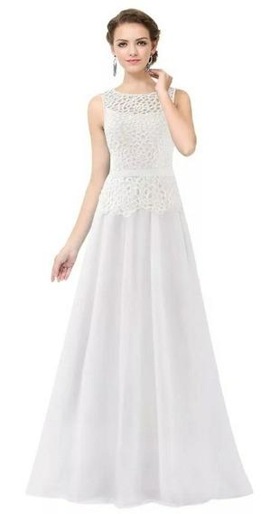 Vestido De Noiva Tomara Caia