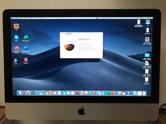 iMac 21,5 Pol Ano 2012 Com Magic Trackpad, Teclado E Mouse