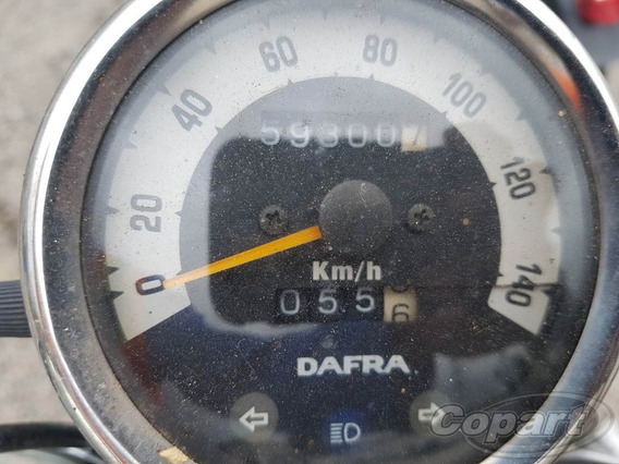 Dafra Kansas 150 Preta