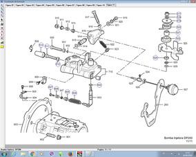 Delphi Diesel - Planos De Teste E Lista De Peças