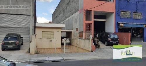 Imagem 1 de 8 de Terreno À Venda, 425 M² Por R$ 1.600.000,00 - Companhia Fazenda Belém - Franco Da Rocha/sp - Te0101