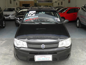 Fiat Palio Weekend Hlx 1.8 8v Flex Completo.