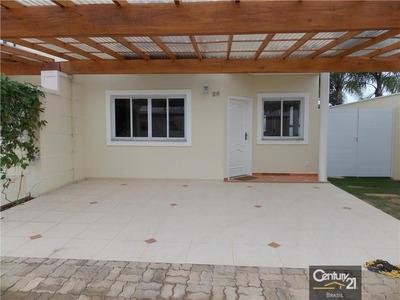 Casa Residencial À Venda, Condomínio Village Bella Vista - Itu/sp - Li649
