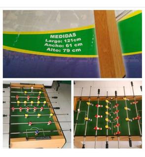 Mesa De Futbolito Profesional Tamanaco Nueva En Su Caja $100