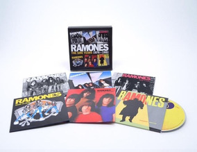 Ramones -the Sire Years 1976-1981 [6 Cds]
