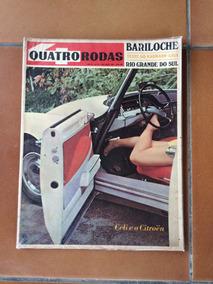 Revista Quatro Rodas Nº 82 - Maio 1967