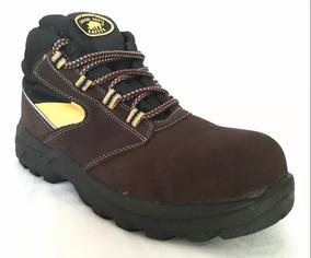 Botas De Seguridad Marca Safari Boots Modelo 041-c