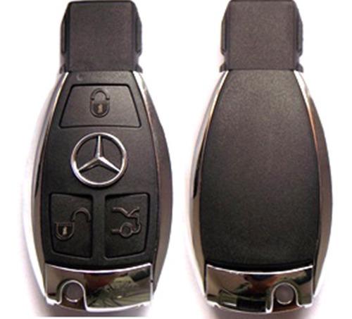 Carcasa Llave Mercedes Benz Ml Glk Glc Gle Gla C E