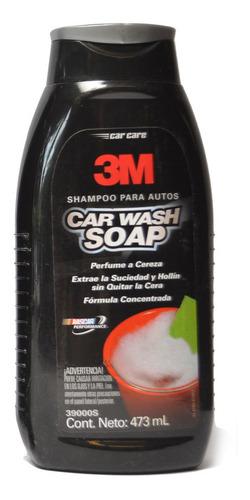 Imagen 1 de 3 de 3m Shampoo Para Autos Car Wash Soap - Rex