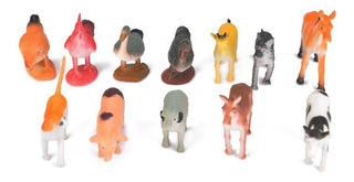 Figura Animal Modelo De Juguete Educativo De Plástico Artícu