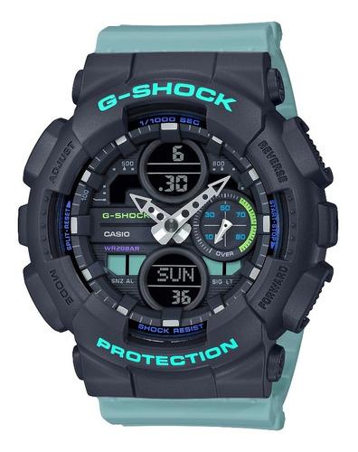 Imagen 1 de 8 de Reloj G-shock S-series Gma-s140-2