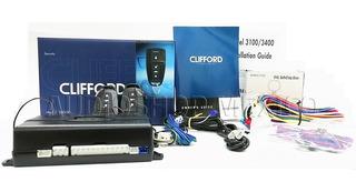 Alarma Universal Automóvil Clifford 1 Vía 3 Canal Seguridad