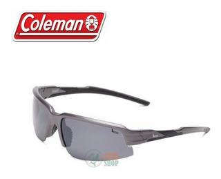 Óculos Pesca Coleman C6033c3 Polarizado Antirreflexo 100% Uv