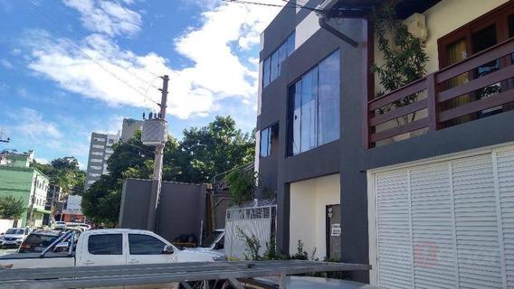 Sala Para Alugar, 90 M² Por R$ 2.000,00/mês - Vila Nova - Blumenau/sc - Sa0026