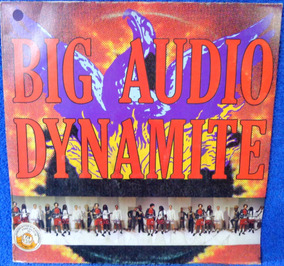 Lp Big Audio Dynamite Megatop Phonix Original Pronta Entrega