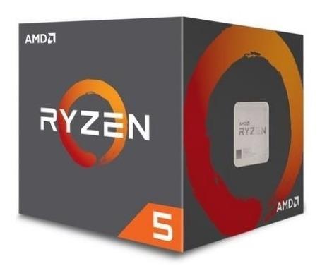 Processador Amd Ryzen 5 2600 6c/12t 3,4ghz (3,9ghz Turbo)