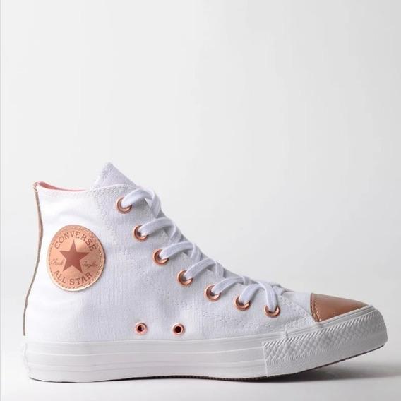Tênis Converse Chuck Taylor All Star Hi Branco Ct12640002