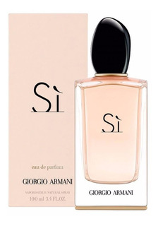Sí De Giorgio Armani Eau De Parfum 100 Ml.