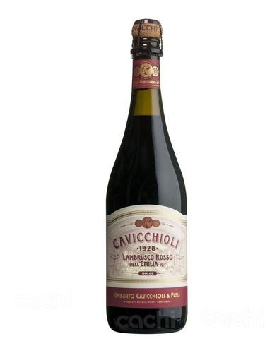 Cavicchioli Lambrusco Rosso