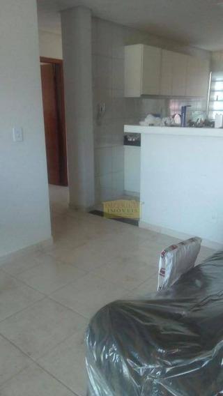 Apartamento Residencial À Venda, Setor Central, Anápolis. - Ap0116